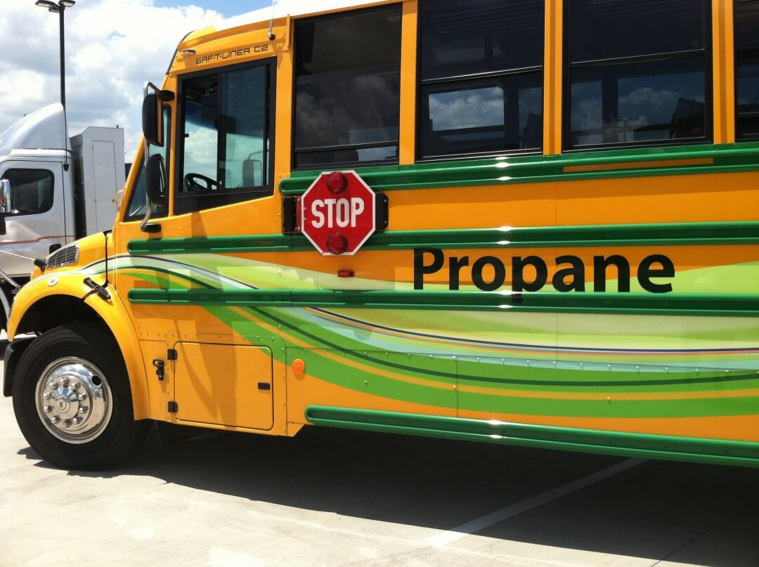 Propane Auto Fuel
